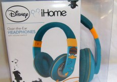 eKids Disney Over The Ear Headphones Review