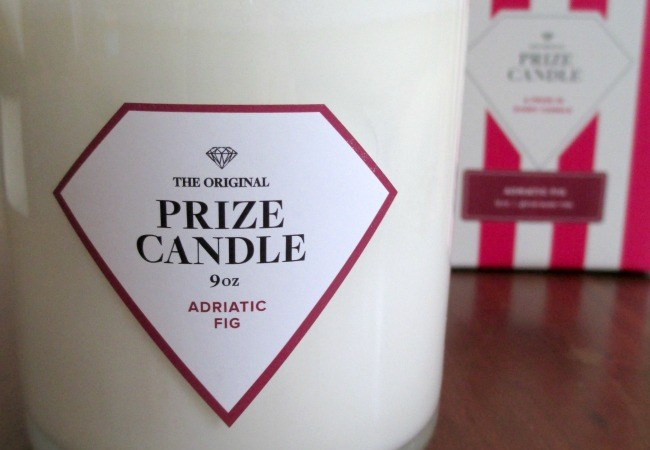 Prize Candles - Eco-Conscious Soy Candles #TMMPrizeCandle