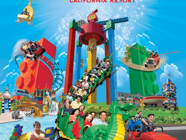 Kids Go Free to LEGOLAND in July