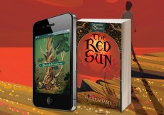 The Red Sun (Legends of Orkney) Book by Alane Adams
