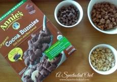 Chocolate Peanut Snack Mix