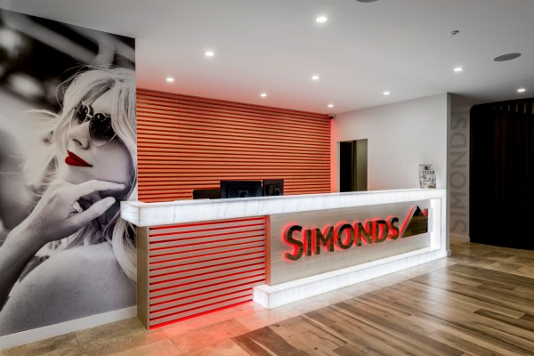 reception desk,Interior design, office fitout, melbourne