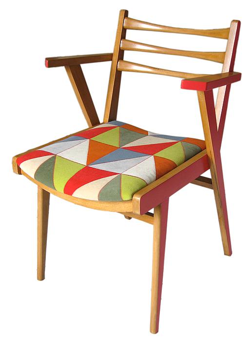 fauteuil bridge année 50