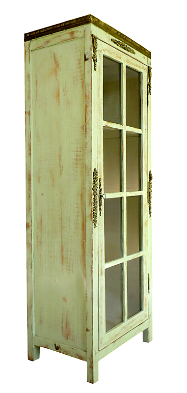 Armoire vitrine Camille