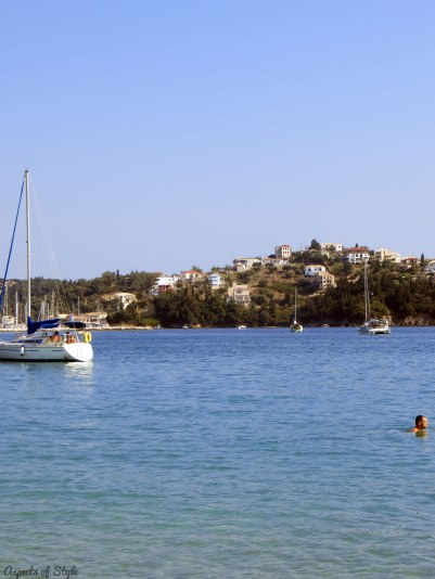 Syvota, Epirus, Greece