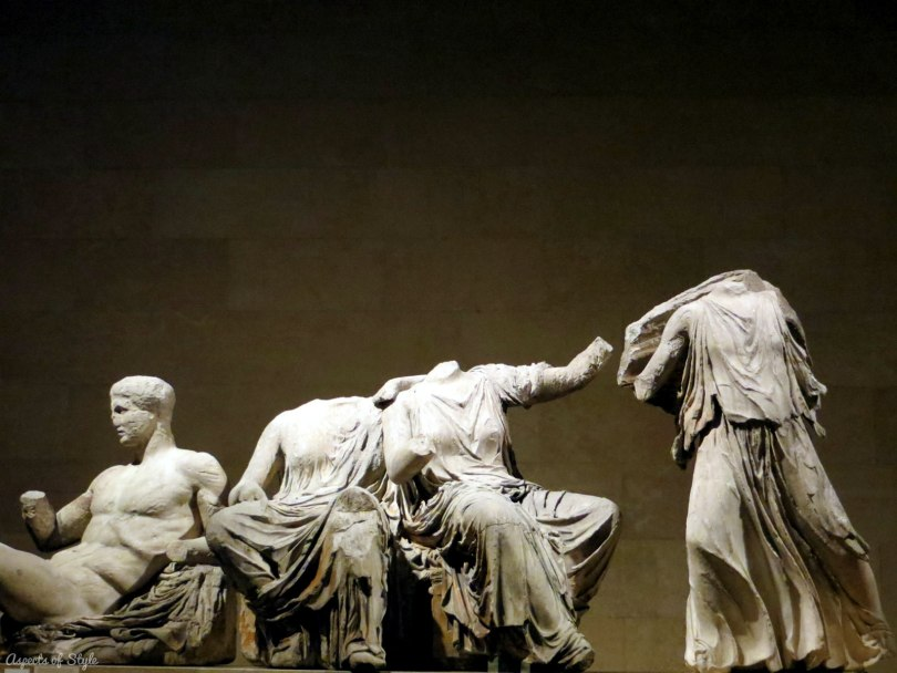 Parthenon Marbles, The British Museum