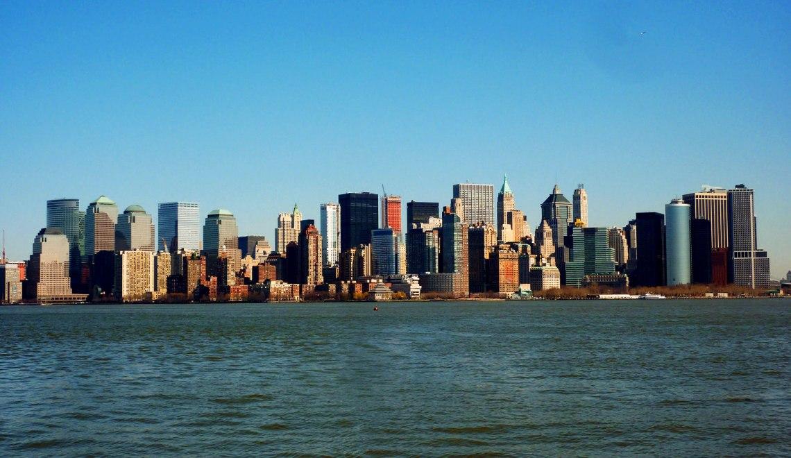Lower Manhattan NYC
