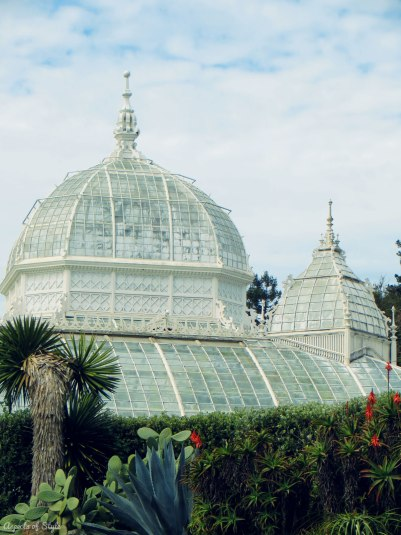 Conservatory of Flowers, Golden Gate Park, SF