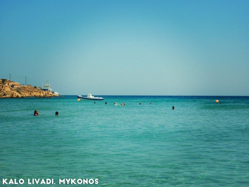 Kalo Livadi, Mykonos