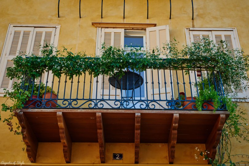 Balcony in Nafplio