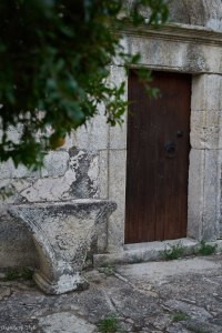 Byzantine church in Crete, Greece