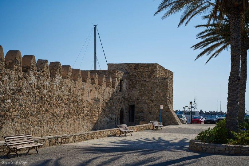 Ierapetra fortress, Crete, Greece