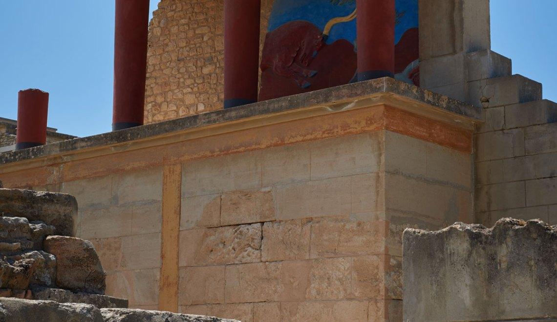 Visiting Knossos