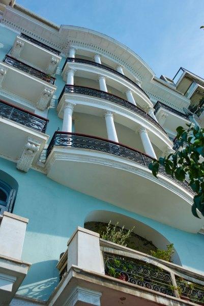Building in Nikis Avenue, Thessaloniki