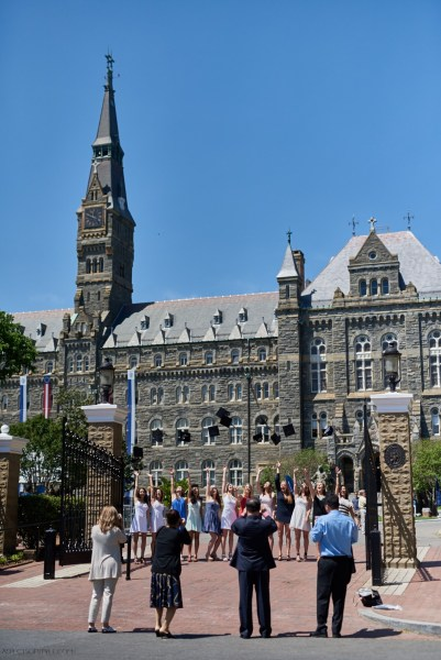 Georgetown University, Washington, DC