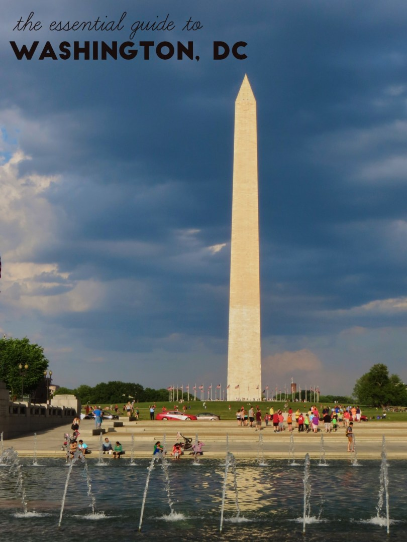The Essential Guide to Washington, DC