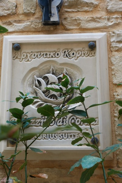 Corina's mansion hotel Rethymno, Crete, Greece