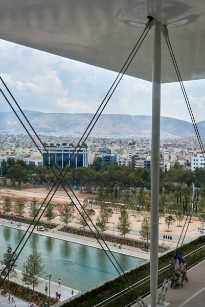 Stavros Niarchos Foundation, new Opera building and park