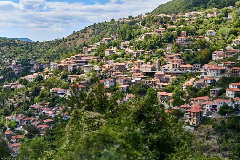 Lagadia, Peloponnese, Greece