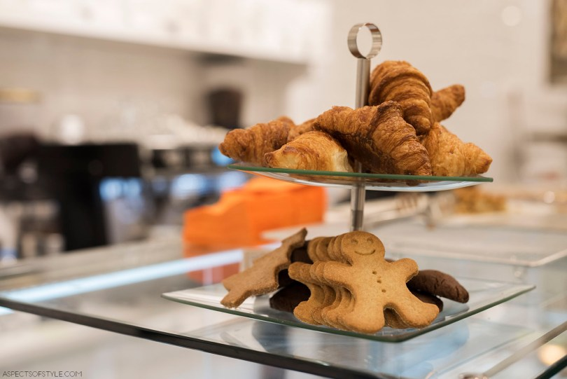 Croissants and Cookies at B Madame Kolonaki