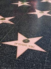 stars on Hollywood Boulevard, Los Angeles