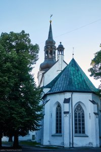 St Mary's Cathedral (Toomkirik) Tallinn, Estonia