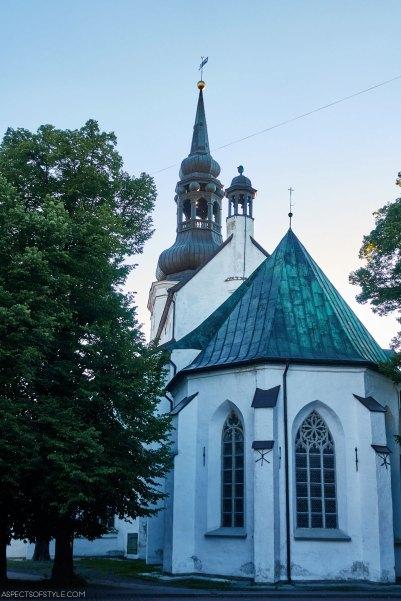 St Mary's Cathedral (Toomkirik) Tallinn, Estonia