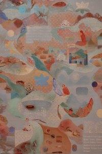 creation by.... for Documenta 14 Benaki museum Pireos 138