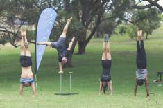 One Arm Handstand Canes