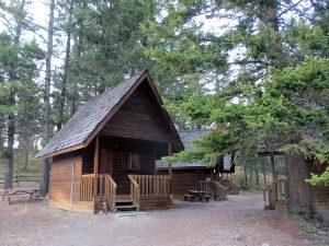 Cabin rentals at Aspengrove Country Resort