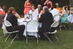 Outdoor wedding receptions Vernon BC