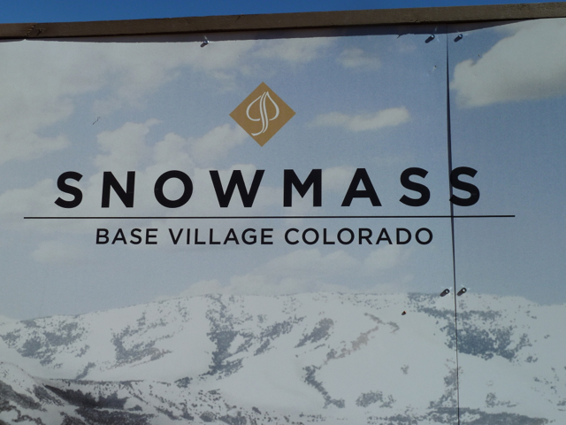 The Base Village project in Snowmass Village is now officially out of receivership and owned by a consortium of four European banks.