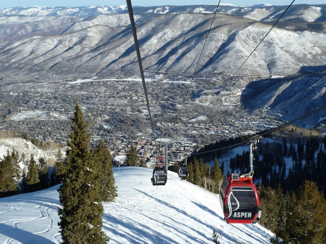 The top 10 home sales in Aspen in 2012 ranged in price from $14 million to $49 million. Most came with a view of Aspen Mountain.