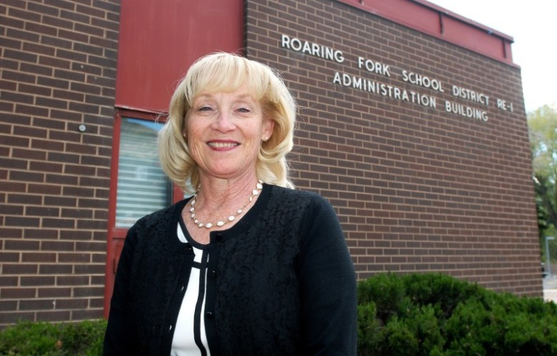 Diana Sirko, former superintendent of the Aspen School District, is now superintendent of the Roaring Fork School District RE-1.