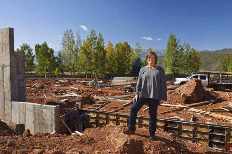 Skye Skinner's leadership and fundraising skills helped secure 70 percent of the money needed to renovate the Aspen Community School's campus in Woody Creek. Even though construction is underway, however, another $4 million is still needed to finish the project.