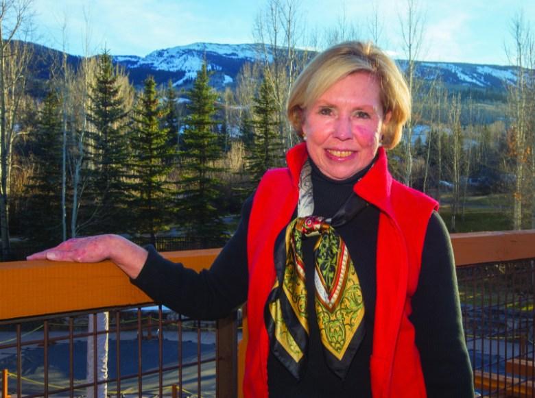 Snowmass Village's new mayor, Markey Butler, will be sworn in November 17.