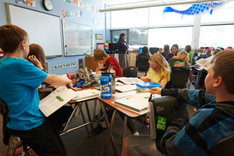 The rationale behind Aspen School District's Question 3A on the November ballot is not to erect new buildings or fix old ones, but to maintain the district's existing programming and class sizes as district expenses outpace state funding.