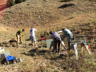 Soil-moisture monitoring station in Roaring Fork Valley completes local water-research network