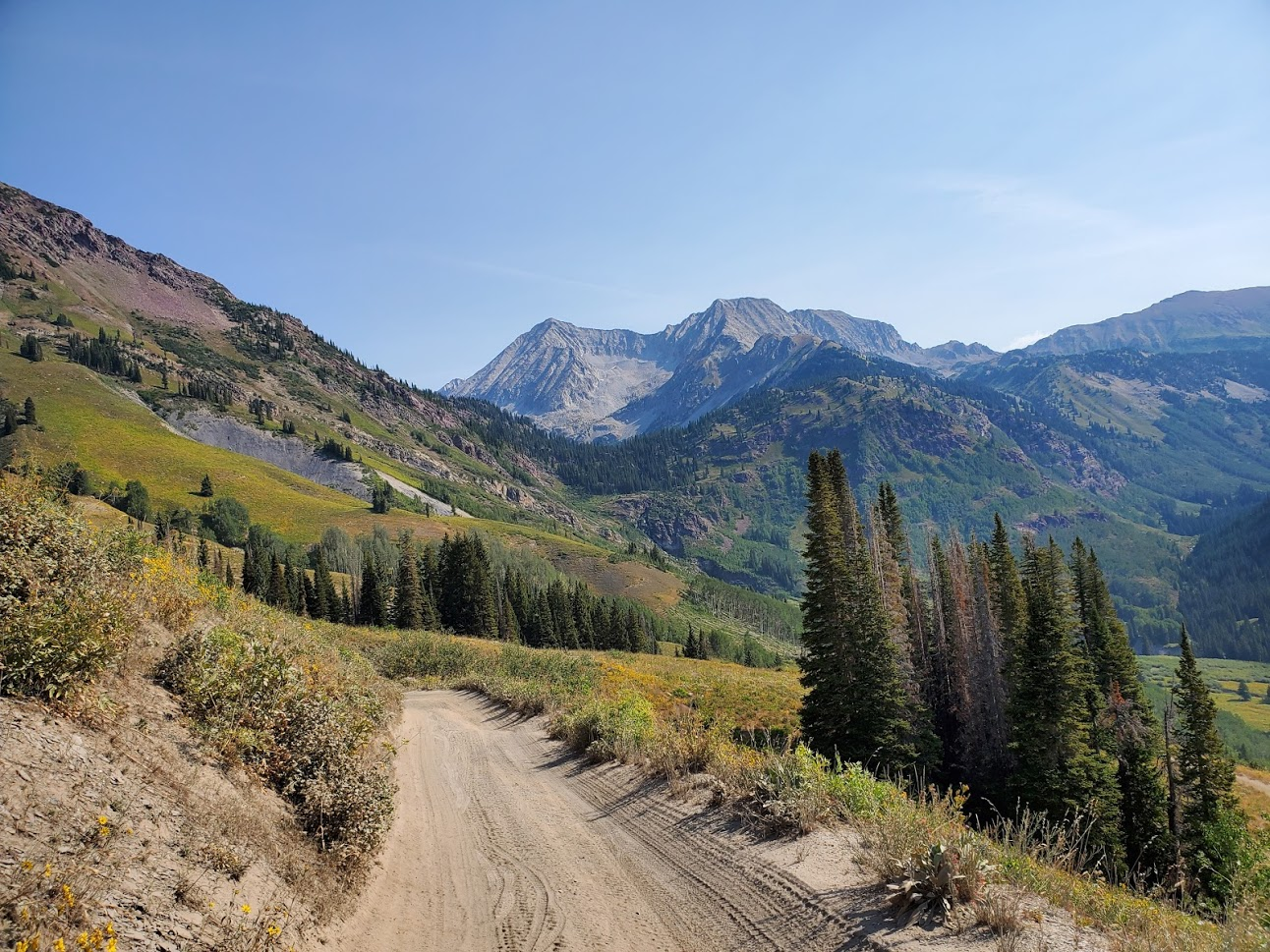 Enforcement, education campaign to debut on Lead King Loop this summer near Marble - Aspen Journalism