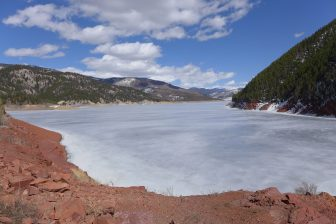 Drought and dry soils again will diminish Colorado's spring runoff