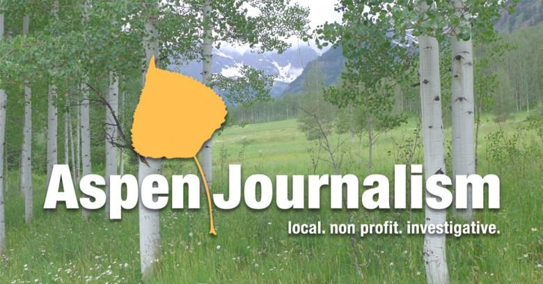 Aspen Journalism | Local. Non Profit. Investigative. Logo