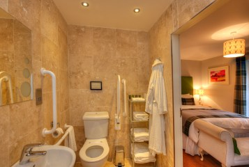 Kilchurn Double room with accessible ensuite