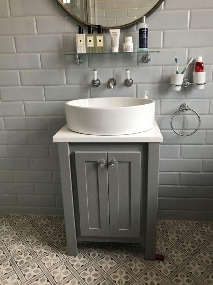 Manor House Grey Countertop Aspenn Furniture