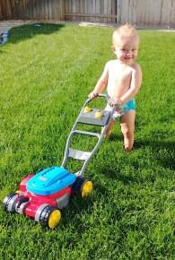 Littlest Landscaper Corbin