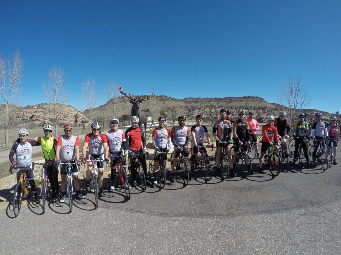 Road Bike Rides and Group Cycling Tours Colorado