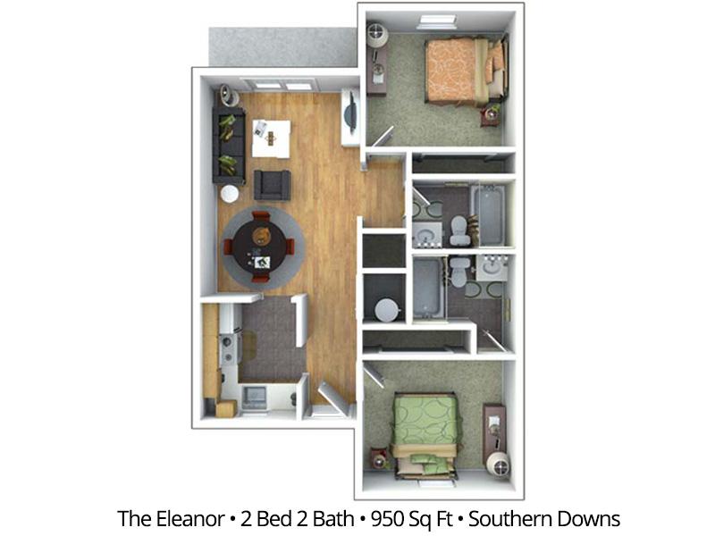 2 Bedroom Bath Apartments Everdayentropycom