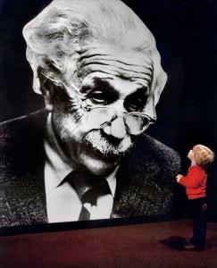 Einstein & Fan