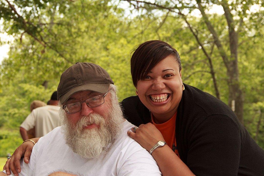 Woody & Rachel at Summerfest