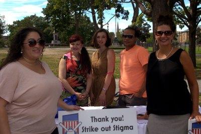 Strike Out Stigma Sponsors