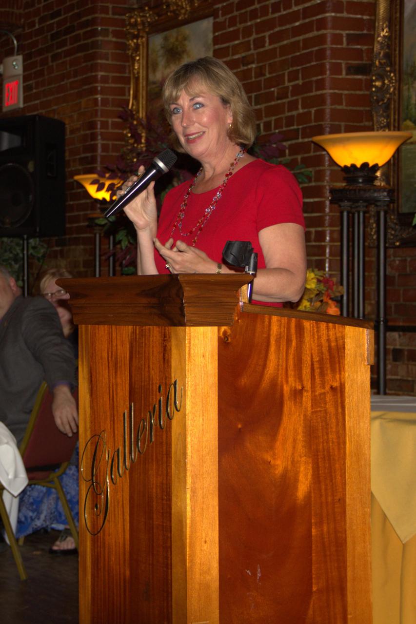 State Senator Barbara L'Italien